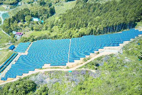 南日向太阳光发电站