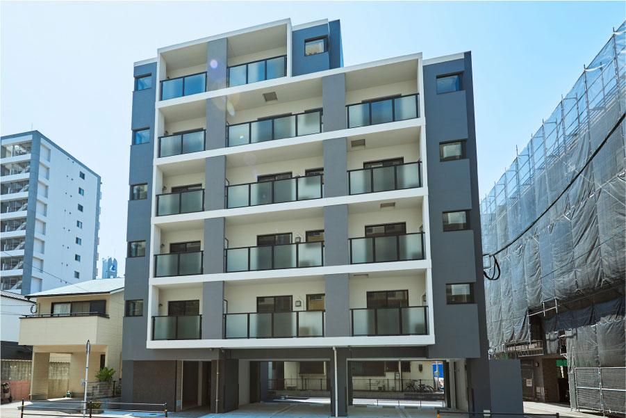 福冈县福冈市集体住宅开发项目