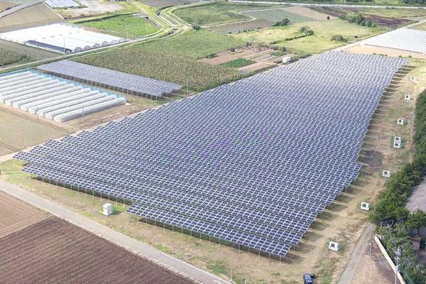 Isesaki Tabei Solar Park