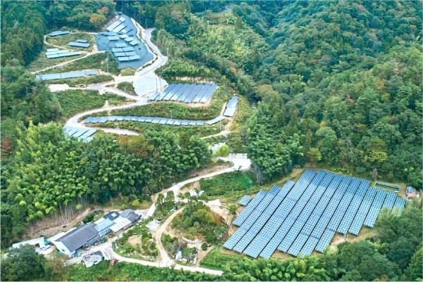 Enepark Takamatsu Solar Park