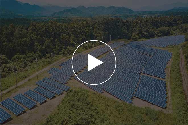日光板橋発電所(Nikko Itabashi Solar Park)のYoutubeサムネイルボタン